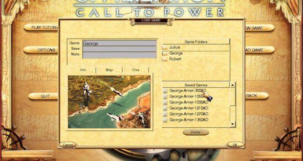 game Civilization