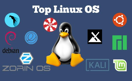 top linux operating system